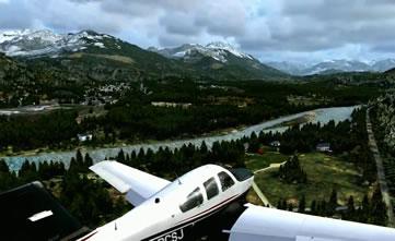 flight simulator at home