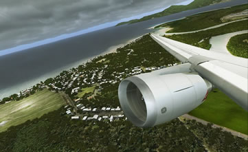 best flight sim scenery