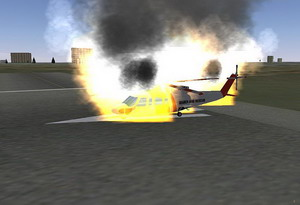 best flight simulator crashes