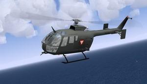 Airplane Simulator Configuration