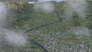 flight simulator games scenery